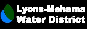 Lyons-Mehama Water District logo